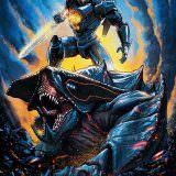 Movie, Pacific Rim: Uprising(美國) / 環太平洋2:起義時刻(台) / 环太平洋:雷霆再起(中) / 悍戰太平洋2:起義時空(港), 電影海報, 美國, IMAX