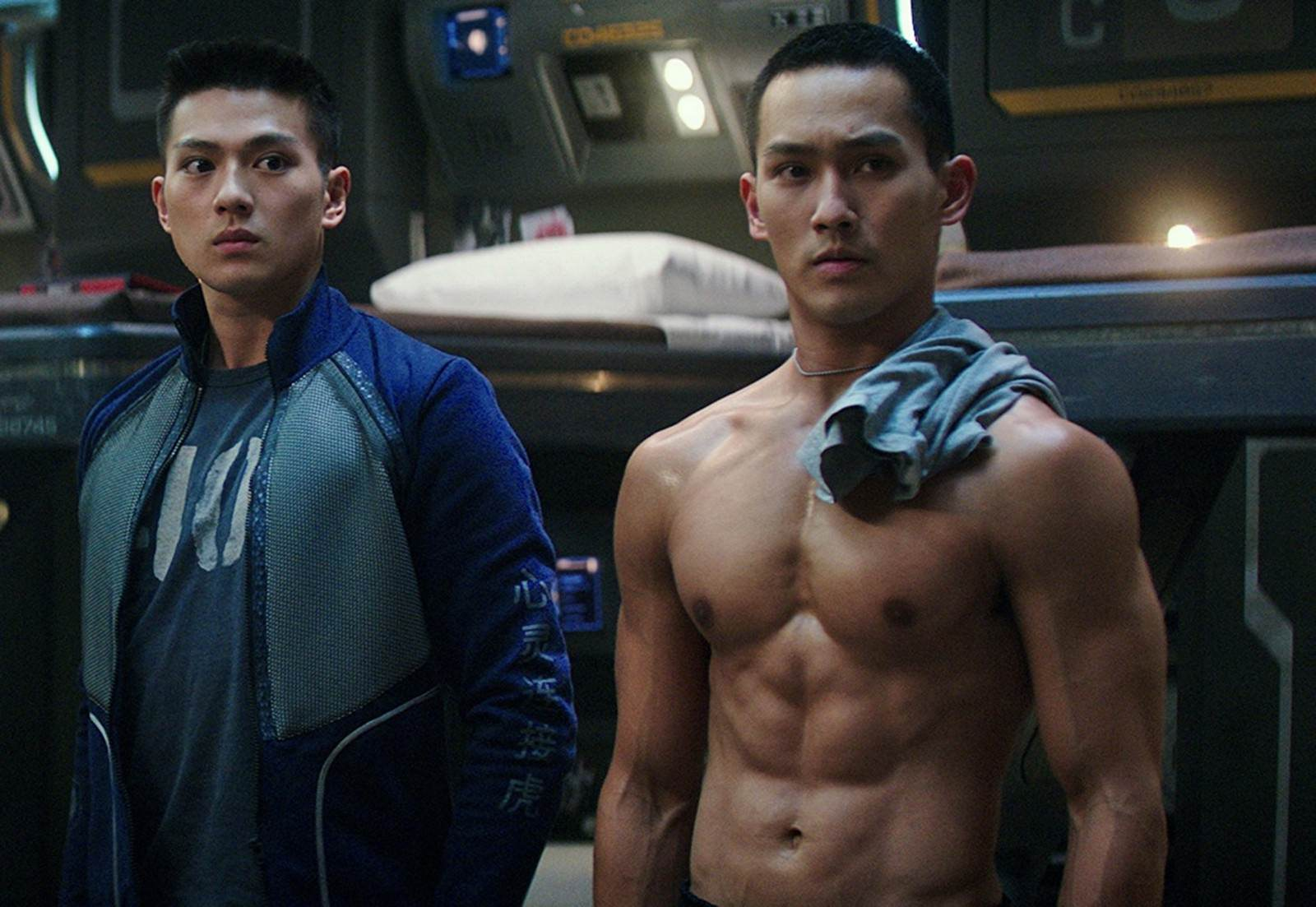 Movie, Pacific Rim: Uprising(美國) / 環太平洋2:起義時刻(台) / 环太平洋:雷霆再起(中) / 悍戰太平洋2:起義時空(港), 電影劇照
