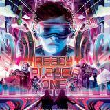 Movie, Ready Player One(美國) / 一級玩家(台) / 头号玩家(中) / 挑戰者1號(港), 電影海報, 美國, IMAX