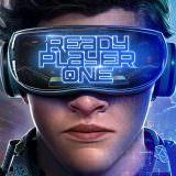 Movie, Ready Player One(美國) / 一級玩家(台) / 头号玩家(中) / 挑戰者1號(港), 電影海報, 美國, 橫版
