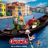 Movie, Sherlock Gnomes(英國.美國) / 糯爾摩斯(台) / 神探福爾摩侏(港) / 吉诺密欧与朱丽叶2:夏洛克·糯尔摩斯(網), 電影海報, 紐西蘭