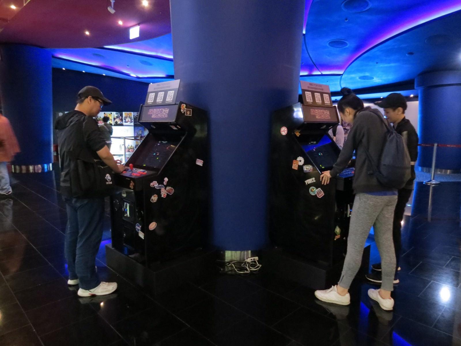 Movie, Ready Player One(美國) / 一級玩家(台) / 头号玩家(中) / 挑戰者1號(港), 廣告看板, 美麗華