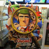 Movie, Sherlock Gnomes(英國.美國) / 糯爾摩斯(台) / 神探福爾摩侏(港) / 吉诺密欧与朱丽叶2:夏洛克·糯尔摩斯(網), 廣告看板, 欣欣秀泰