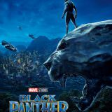 Movie, Black Panther(美國) / 黑豹(台.中.港), 電影海報, 美國, 前導
