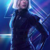 Movie, Avengers: Infinity War(美國) / 復仇者聯盟:無限之戰(台) / 复仇者联盟3:无限战争(中) / 復仇者聯盟3:無限之戰(港), 電影海報, 美國, 角色