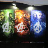 Movie, Avengers: Infinity War(美國) / 復仇者聯盟:無限之戰(台) / 复仇者联盟3:无限战争(中) / 復仇者聯盟3:無限之戰(港), 廣告看板, 京站威秀