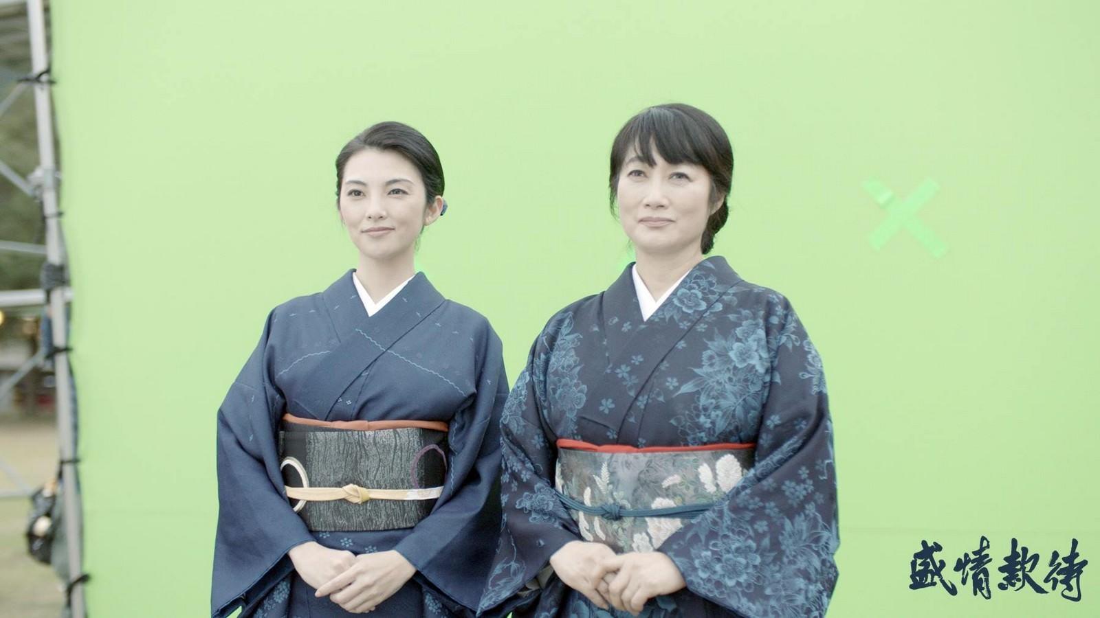 Movie, 盛情款待(台灣.日本) / おもてなし(日本) / Omotenashi(英文), 電影劇照