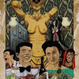 Movie, La noche del virgen(西班牙) / 破處驚魂夜(台) / The Night of the Virgin(英文) / 处男惊魂夜(網), 電影海報, 台灣