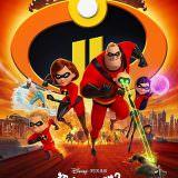 Movie, Incredibles 2(美國, 2018) / 超人特攻隊2(台.港) / 超人总动员2(中), 電影海報, 台灣