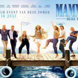 Movie, Mamma Mia! Here We Go Again(美國, 2018) / 媽媽咪呀!回來了(台) / 妈妈咪呀2(中) / 媽媽咪呀!開心再嚟(港), 電影海報, 美國, 橫版