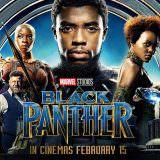 Movie, Black Panther(美國) / 黑豹(台.中.港), 電影海報, 橫版