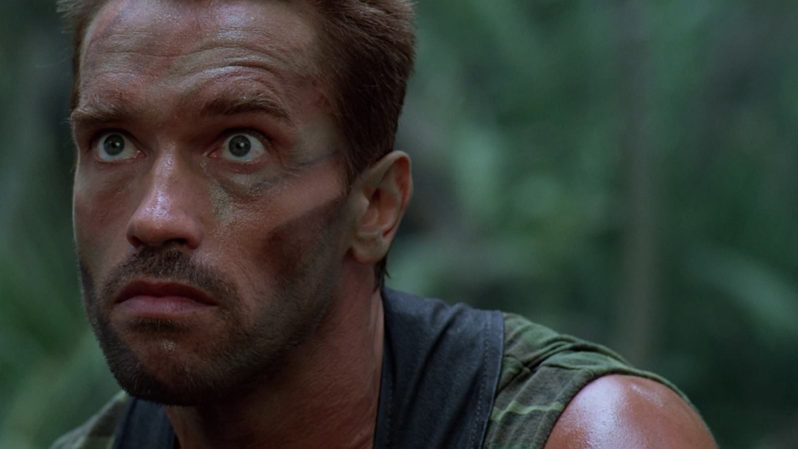Movie, Predator(美國, 1987) / 終極戰士(台) / 铁血战士(中) / 鐵血戰士(港), 電影劇照