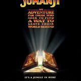 Movie, Jumanji(美國, 1995) / 野蠻遊戲(台灣) / 勇敢者的游戏(中國) / 逃出魔幻紀(香港), 電影海報, 美國