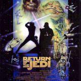 Movie, Star Wars Episode VI: Return of the Jedi(美國, 1983) / 星際大戰六部曲:絕地大反攻(台灣) / 星球大战VI:绝地归来(中國) / 星球大戰:武士復仇(香港), 電影海報, 美國, Special Edition