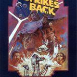 Movie, Star Wars Episode V: The Empire Strikes Back(美國, 1980) / 星際大戰五部曲:帝國大反擊(台灣) / 星球大战V:帝国反击战(中國) / 星球大戰:帝國反擊戰(香港), 電影海報, 美國