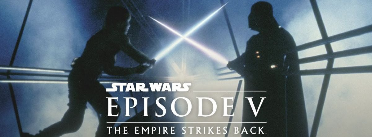 Movie, Star Wars Episode V: The Empire Strikes Back(美國, 1980) / 星際大戰五部曲:帝國大反擊(台灣) / 星球大战V:帝国反击战(中國) / 星球大戰:帝國反擊戰(香港), 電影海報, 美國, 橫版