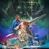 Movie, Star Wars Episode V: The Empire Strikes Back(美國, 1980) / 星際大戰五部曲:帝國大反擊(台灣) / 星球大战V:帝国反击战(中國) / 星球大戰:帝國反擊戰(香港), 電影海報, 日本