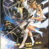 Movie, Star Wars Episode IV: A New Hope(美國, 1977) / 星際大戰四部曲:曙光乍現(台灣) / 星球大战IV:新希望(中國) / 星球大戰:新的希望(香港), 電影海報, 美國