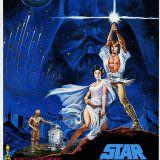 Movie, Star Wars Episode IV: A New Hope(美國, 1977) / 星際大戰四部曲:曙光乍現(台灣) / 星球大战IV:新希望(中國) / 星球大戰:新的希望(香港), 電影海報, 日本