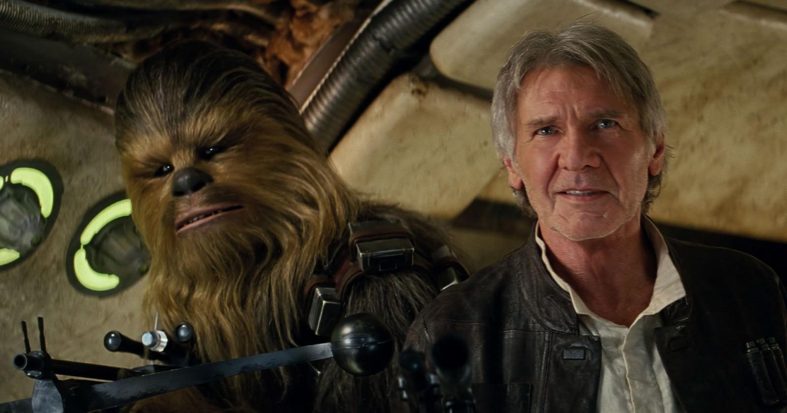 Movie, Star Wars: The Force Awakens(美國, 2015) / STAR WARS:原力覺醒(台灣) / 星球大战:原力觉醒(中國) / 星球大戰:原力覺醒(香港), 電影劇照