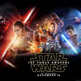 Movie, Star Wars: The Force Awakens(美國, 2015) / STAR WARS:原力覺醒(台灣) / 星球大战:原力觉醒(中國) / 星球大戰:原力覺醒(香港), 電影海報, 美國, 橫版