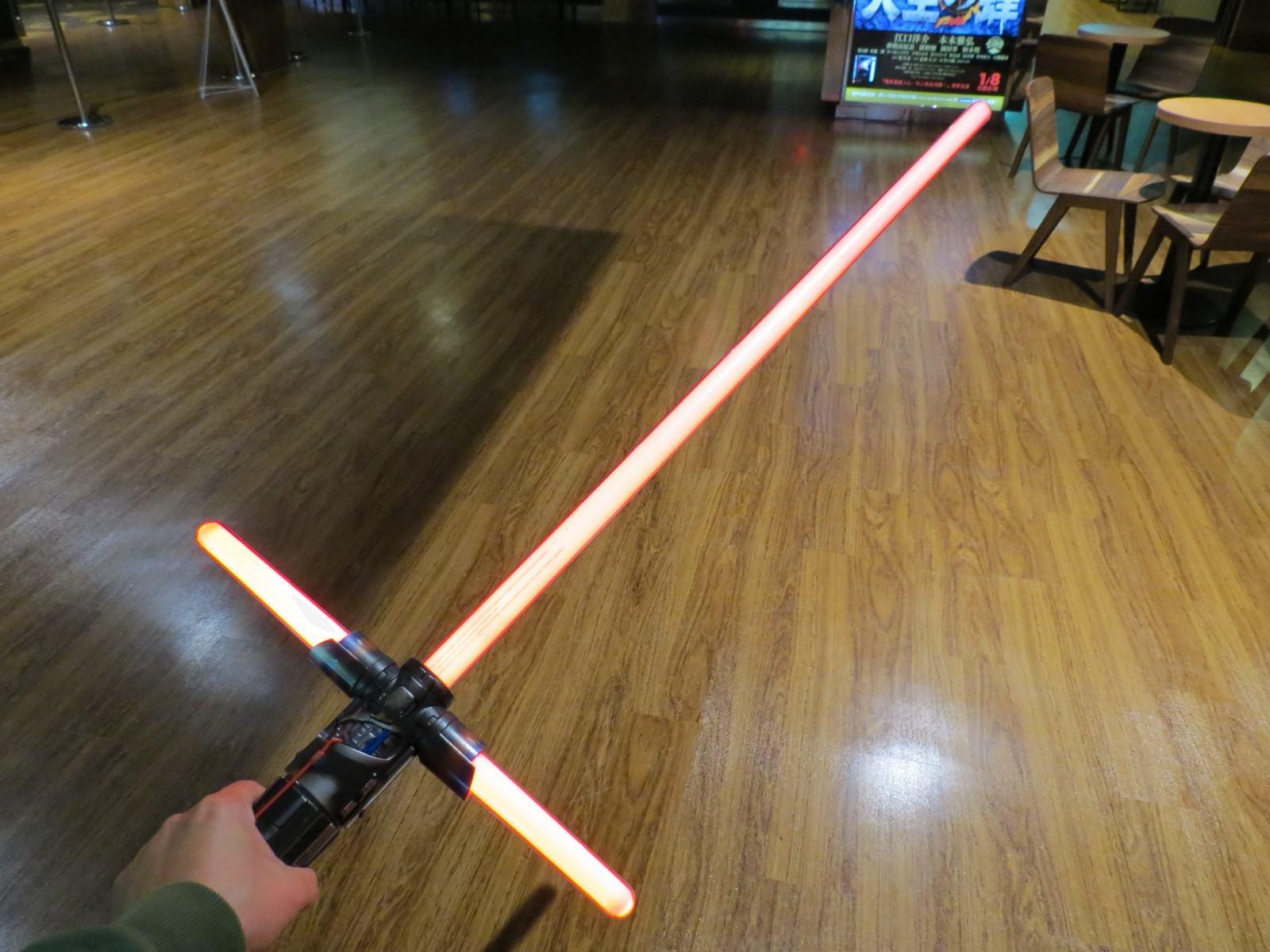 Movie, Star Wars: The Force Awakens(美國, 2015) / STAR WARS:原力覺醒(台灣) / 星球大战:原力觉醒(中國) / 星球大戰:原力覺醒(香港), 廣告看板, 喜樂時代影城
