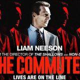 Movie, The Commuter(美國, 2018) / 疾速救援(台灣) / 通勤营救(中國) / 追命列車(香港), 電影海報, 美國, 橫版
