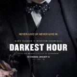 Movie, Darkest Hour(英國, 2017) / 最黑暗的時刻(台灣) / 至暗时刻(中國) / 黑暗對峙(香港), 電影海報, 英國
