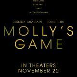 Movie, Molly's Game(美國, 2017) / 決勝女王(台灣) / 莫莉遊戲(香港) / 茉莉牌局(網路), 電影海報, 美國, 前導