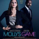 Movie, Molly's Game(美國, 2017) / 決勝女王(台灣) / 莫莉遊戲(香港) / 茉莉牌局(網路), 電影海報, 荷蘭