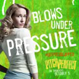 Movie, Pitch Perfect(美國, 2012年) / 歌喉讚(台灣) / 完美音调(中國) / 辣妹合唱團(香港), 電影海報, 美國, 角色