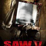 Movie, Saw V(美國, 2008年) / 奪魂鋸5(台灣) / 恐懼鬥室5:人面獸心(香港) / 电锯惊魂5(網路), 電影海報, 德國