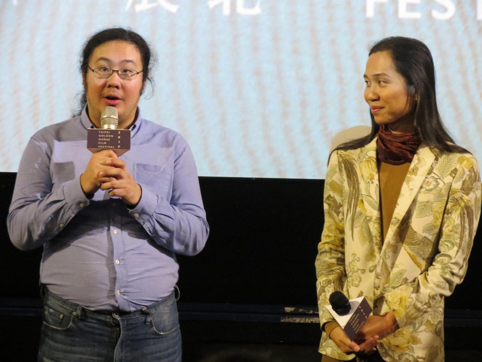 Movie, มะลิลา(泰國, 2017年) / 告別茉莉(台灣) / Malila: The Farewell Flower(英文), 導演座談