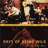 Movie, 阿飛正傳(香港, 1990) / 阿飛正傳(台灣) / 阿飞正传(中國) / Days of Being Wild(英文), 電影海報, 德國