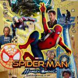 Movie, Spider-Man: Homecoming(美國, 2017年) / 蜘蛛人:返校日(台灣) / 蜘蛛侠:英雄归来(中國) / 蜘蛛俠:強勢回歸(香港), 電影海報, 美國, IMAX
