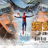 Movie, Spider-Man: Homecoming(美國, 2017年) / 蜘蛛人:返校日(台灣) / 蜘蛛侠:英雄归来(中國) / 蜘蛛俠:強勢回歸(香港), 電影海報, 中國, 橫版