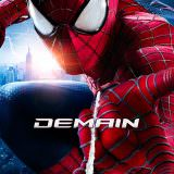 Movie, The Amazing Spider-Man 2(美國) / 蜘蛛人驚奇再起2:電光之戰(台) / 超凡蜘蛛侠2(中) / 蜘蛛俠2:決戰電魔(港), 電影海報, 法國