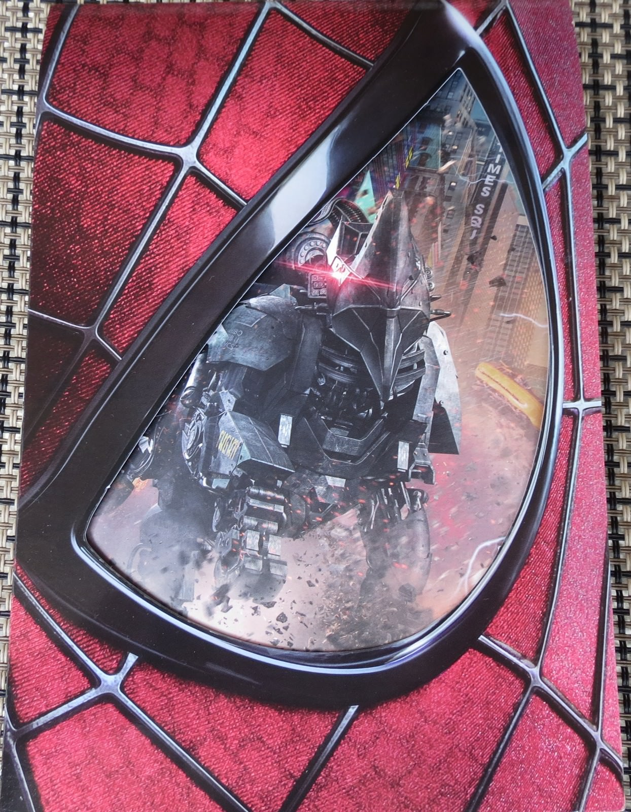 Movie, The Amazing Spider-Man 2(美國) / 蜘蛛人驚奇再起2:電光之戰(台) / 超凡蜘蛛侠2(中) / 蜘蛛俠2:決戰電魔(港), 特映會邀請卡