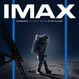 Movie, First Man(美國, 2018年) / 登月先鋒(台灣) / 登月第一人(中國.香港), 電影海報, 美國, IMAX
