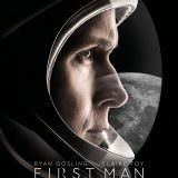 Movie, First Man(美國, 2018年) / 登月先鋒(台灣) / 登月第一人(中國.香港), 電影海報, 法國