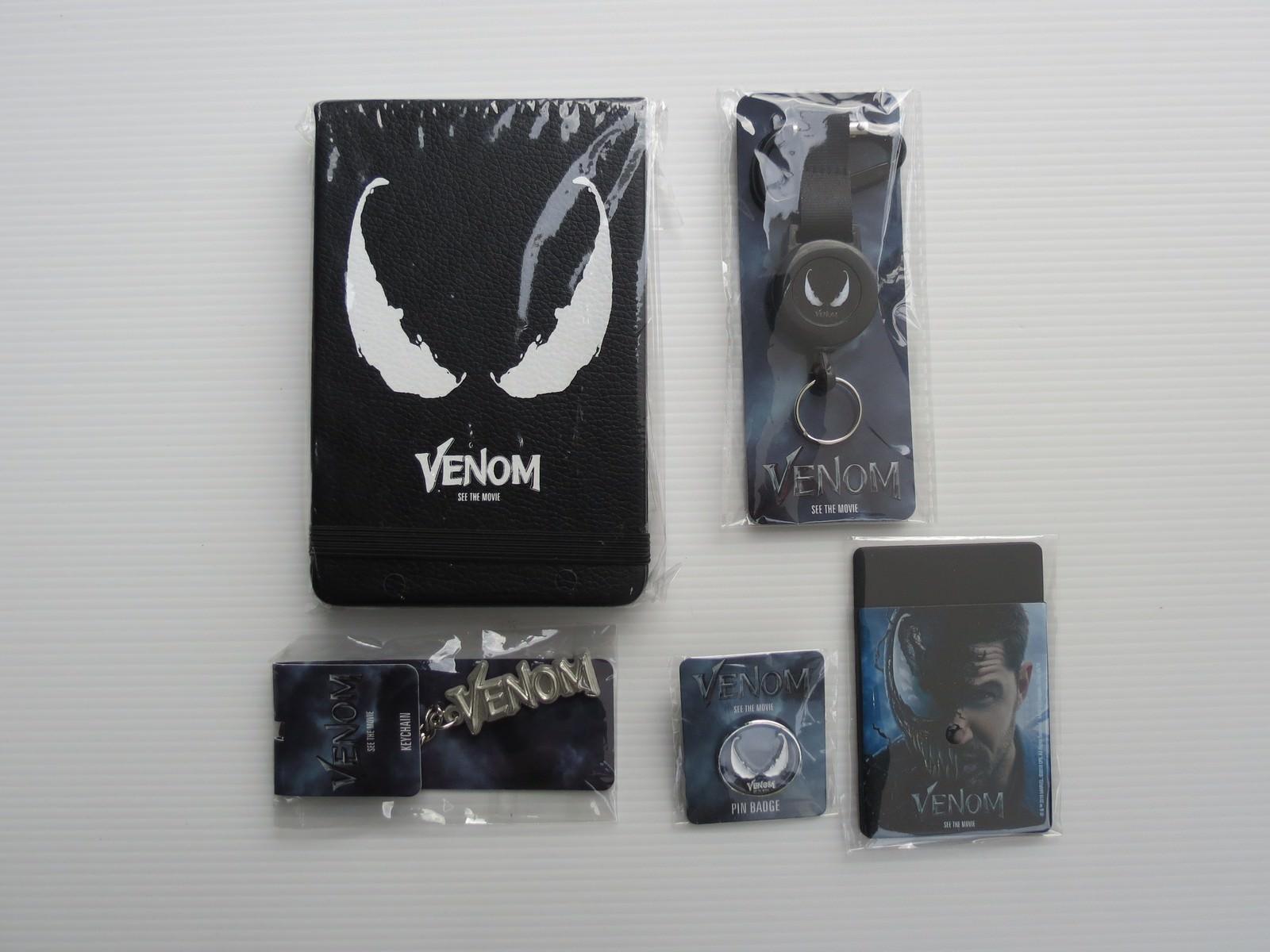 Movie, Venom(美國, 2018年) / 猛毒(台灣) / 毒液:致命守护者(中國) / 毒魔(香港), 電影宣傳品