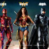 Movie, Justice League(美國, 2017年) / 正義聯盟(台灣.香港) / 正义联盟(中國), 電影海報, 中國, 橫版