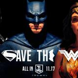 Movie, Justice League(美國, 2017年) / 正義聯盟(台灣.香港) / 正义联盟(中國), 電影海報, 美國, 橫版