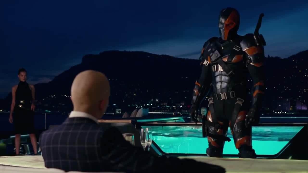 Movie, Justice League(美國, 2017年) / 正義聯盟(台灣.香港) / 正义联盟(中國), 片尾劇情