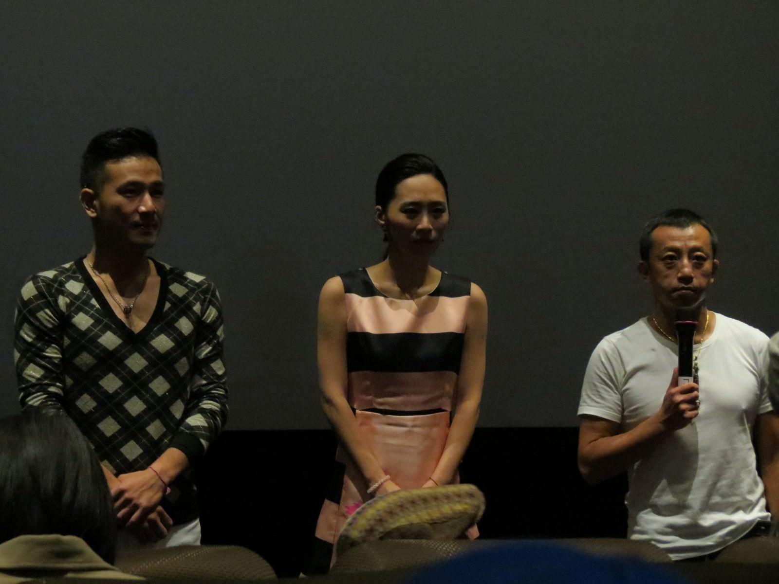 Movie, 血觀音(台灣, 2017年) / The Bold, The Corrupt, and the Beautiful(英文), 特映會映後座談, 導演與演員