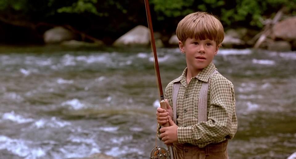 Movie, A River Runs Through It(美國, 1992年) / 大河戀(台灣) / 川流歲月(香港), 電影劇照, 角色與演員介紹