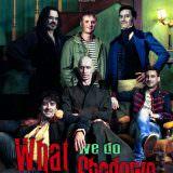 Movie, What We Do In The Shadows(紐西蘭, 2014年) / 吸血鬼家庭屍篇(台灣) / 低俗僵尸玩出征(香港) / 吸血鬼生活(網路), 電影海報, 比利時