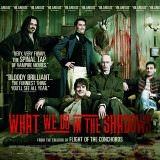 Movie, What We Do In The Shadows(紐西蘭, 2014年) / 吸血鬼家庭屍篇(台灣) / 低俗僵尸玩出征(香港) / 吸血鬼生活(網路), 電影海報, 英國