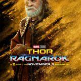 Movie, Thor: Ragnarok(美國, 2017年) / 雷神索爾3:諸神黃昏(台灣) / 雷神3:诸神黄昏(中國) / 雷神奇俠3:諸神黃昏(香港), 電影海報, 美國, 角色