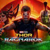 Movie, Thor: Ragnarok(美國, 2017年) / 雷神索爾3:諸神黃昏(台灣) / 雷神3:诸神黄昏(中國) / 雷神奇俠3:諸神黃昏(香港), 電影海報, 美國, 橫版